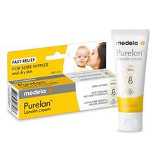 Medela Purelan Lanolin Nipple Cream 37gr - UK ONLY