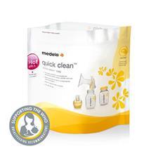 Medela Quick Clean Micro-Steam Bags 5Pk