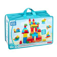 Mega Bloks Deluxe Builders 150pc Bag