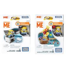 Mega Bloks Despicable Me Copy Chaos or Jelly Jiggle Playsets