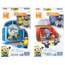 Mega Bloks Despicable Me Figure Packs Assortment