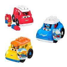 Mega Bloks Lil Vehicles Assortment