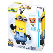 Mega Bloks Minion Build A Minion