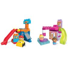Mega Bloks Spin N Play Assortment