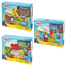 Mega Bloks Thomas & Friends Character Collection Asst