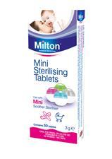 Milton Mini Sterilising Tablet 50Pk