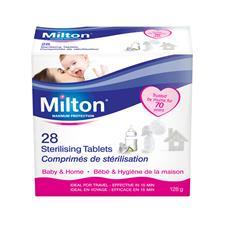 Milton Standard Sterilising Tablet 28Pk