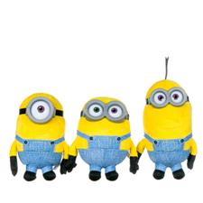 Minions Soft Toy Character Assortment