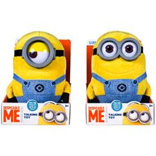 Minions with Sound Assortment