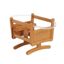 Mothercare Moses Basket Gliding Stand Antique