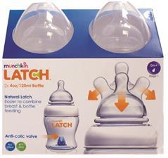Munchkin Latch 120ml 2Pk