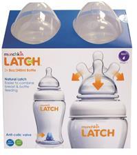 Munchkin Latch 240ml 2Pk