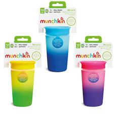 Munchkin Miracle 360 Sippy Cup Colour Change 266ml