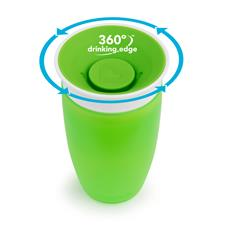 Munchkin Miracle 360 Sippy Cup Green 296ml