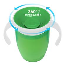 Munchkin Miracle 360 Trainer Cup Green 207ml