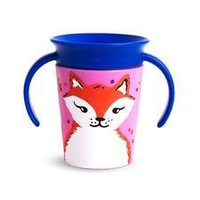 Munchkin Miracle 360 Trainer Cup WildLove Fox 177ml