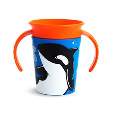 Munchkin Miracle 360 Trainer Cup WildLove Orca 177ml