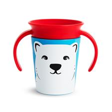 Munchkin Miracle 360 Trainer Cup WildLove Polar 177ml