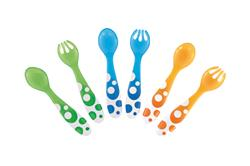 Munchkin Multi Forks and Spoons 6Pk