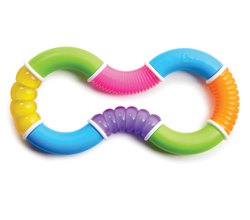 Munchkin Teether Toy Twisty Figure 8