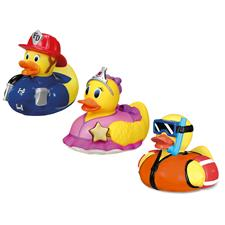 Munchkin White Hot Safety Bath Ducky Characters