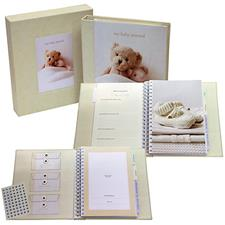 My Baby's Journal Deluxe Unisex