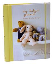 My Baby's Journal Unisex