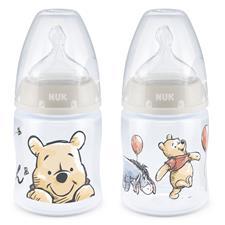 NUK Disney First Choice Bottle Winnie the Pooh 150ml