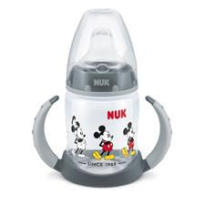 NUK Disney First Choice Learner Bottle Black