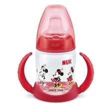 NUK Disney First Choice Learner Bottle Red