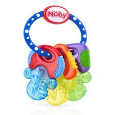 Nuby Teether Icy Bites Keys