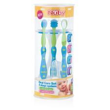 Nuby Toddler Dental Care Set