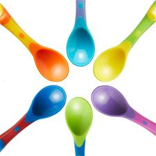 Nuby Weaning Spoons X6