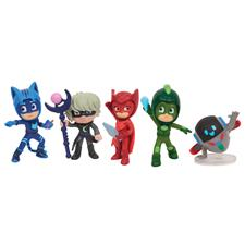 PJ Masks Super Moon Collectible Figures Set 5Pk
