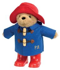 Paddington Classic Bear with Boots 22cm