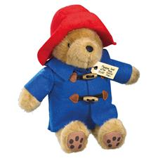 Paddington Cuddly Bear 21cm