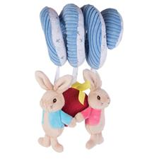 Peter & Flopsy Rabbit Activity Spiral