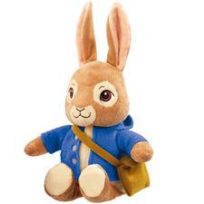 Peter Rabbit T.V. Talking Plush 24cm