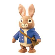 Peter Rabbit T.V. Talking and Hoping Plush 40cm