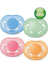 Philips Avent Freeflow Soothers 6-18m 2Pk