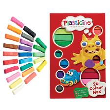 Plasticine 24 Colour Max