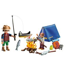 Playmobil Camping Carry Case