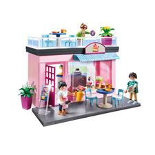 Playmobil City Life My Café