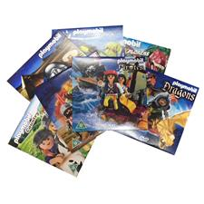 Playmobil DVDs