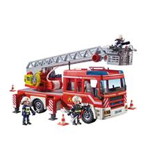 Playmobil Fire Engine with Ladder and Lights and Sounds