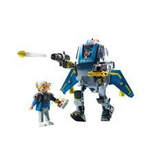 Playmobil Galaxy Police Robot