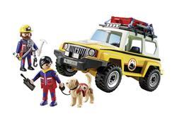 Playmobil Mountain Rescue Truck