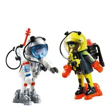 Playmobil Space Astronauts
