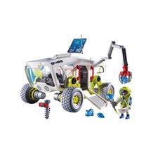 Playmobil Space Mars Research Vehicle with Interchangeable Attachments