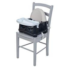 Safety 1st Easy Care Swing Tray Booster Seat Black